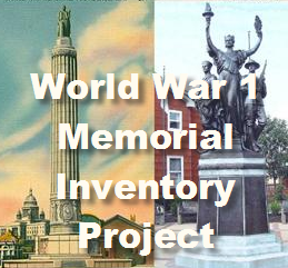 World War I Memorial Inventory Project 2